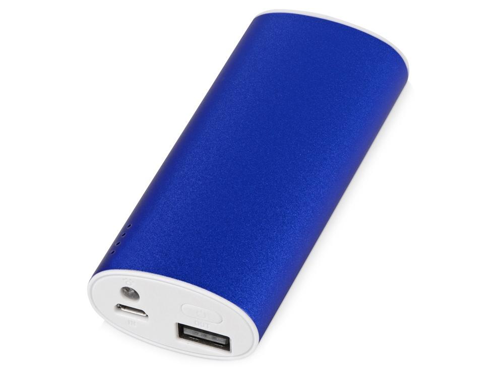 Портативное зарядное устройство Квазар на 4400 mAh, синий oasis flash 2200 mah page 4