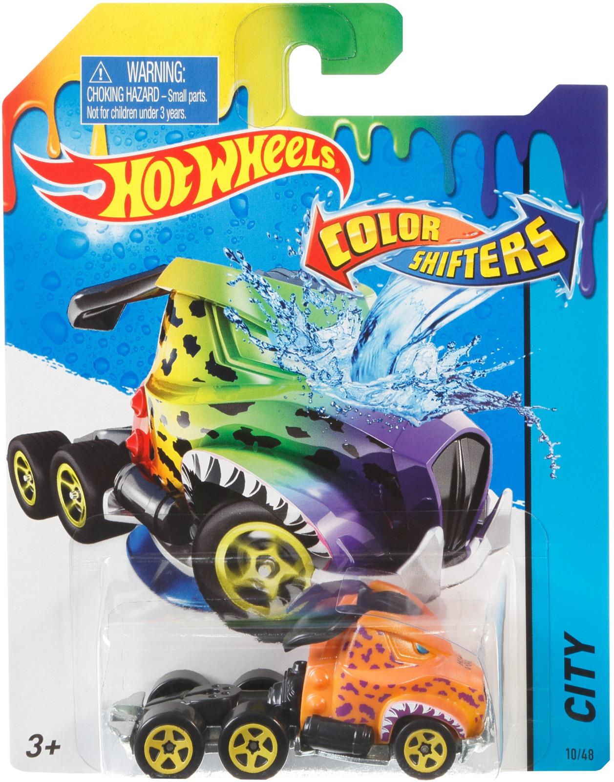 Машинка Hot Wheels Color Shifters hot wheels color shifters машинка what 4 2