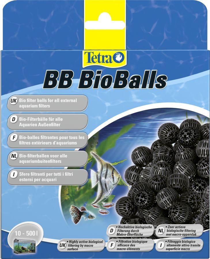 Био-шары для внешних фильтров Tetra BB, EX, 800 мл