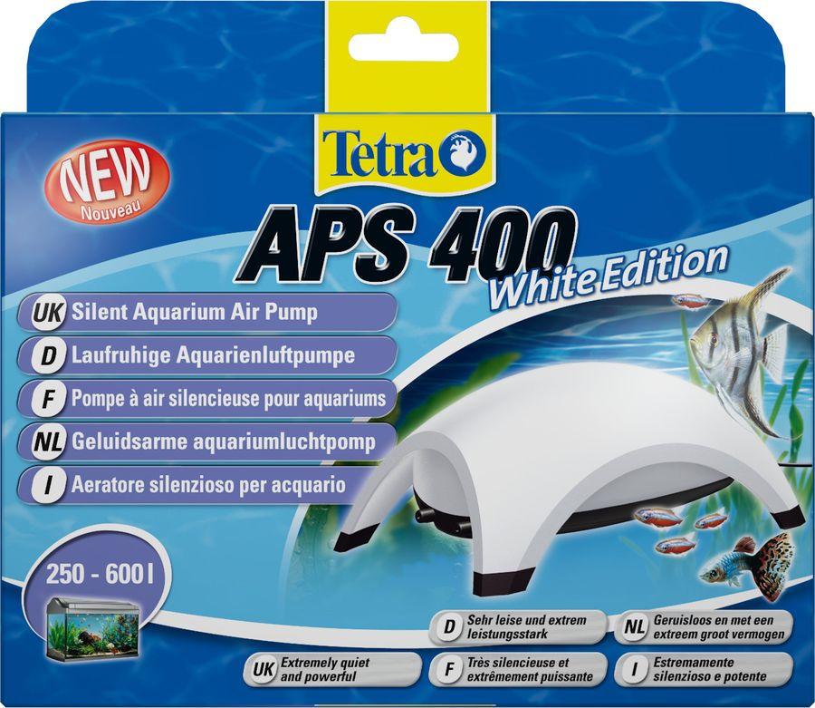 Компрессор для аквариума Tetra AРS 400, белый, 250-600 л tetra компрессор tetra aрs 100 для аквариумов 50 100 л