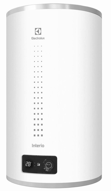 Водонагреватель накопительный электрическийElectroluxEWH50Interio3, 50 л, белый