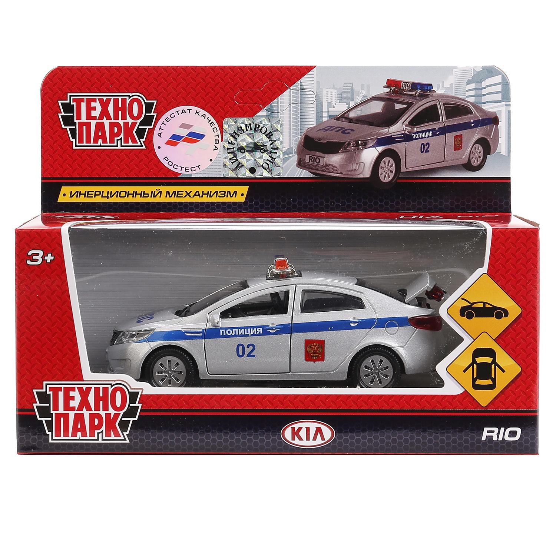 Машинка Технопарк RIO-POLICE