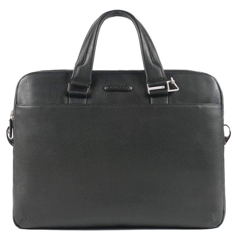 купить Сумка для ноутбука PIQUADRO CA3339MO/N, черный по цене 30200 рублей