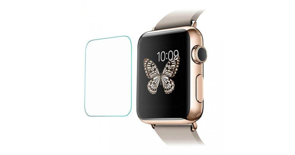 Защитное стекло TipTop Защитная пленка для Apple Watch 38 мм, черный все цены
