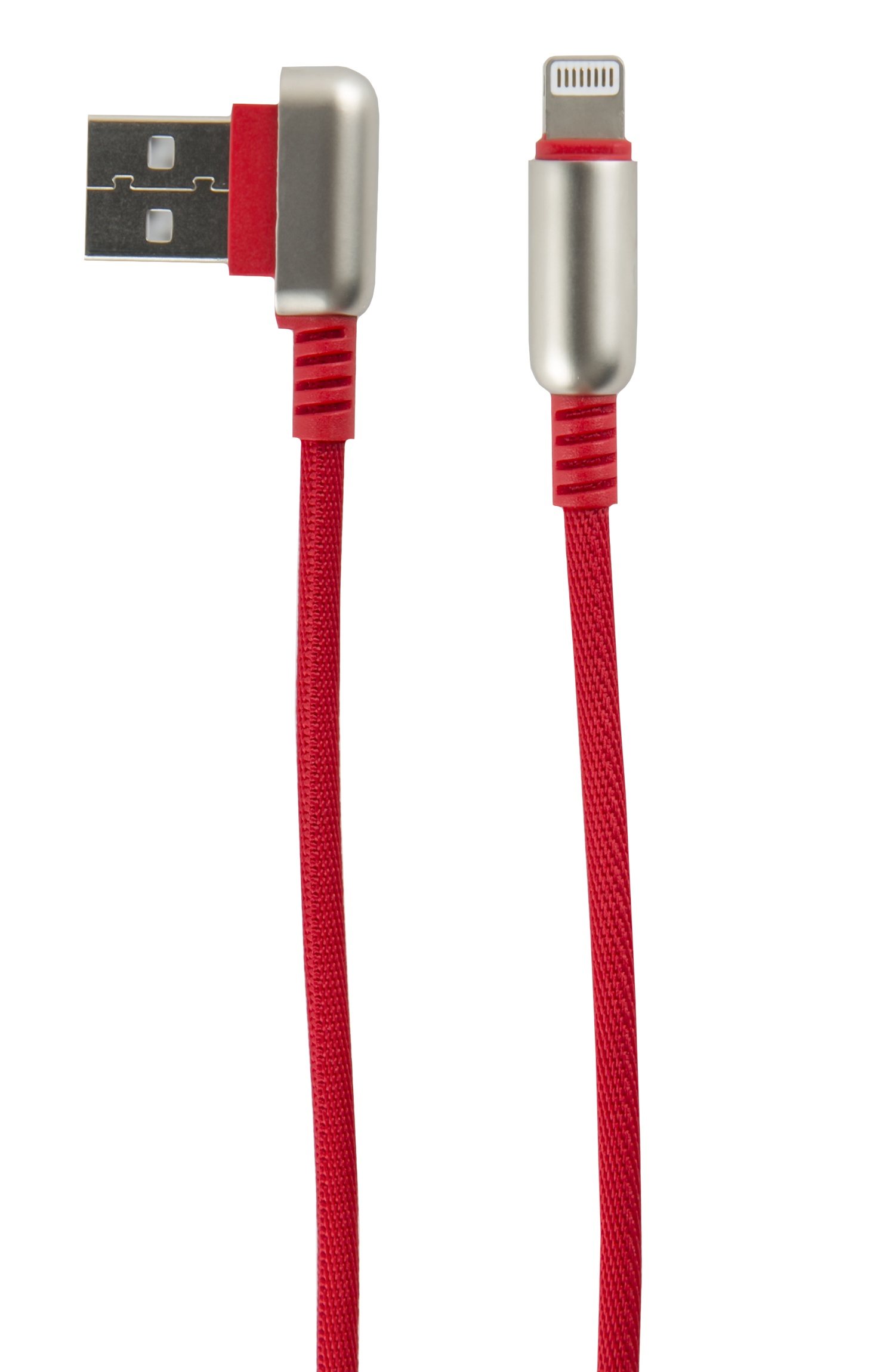 Кабель red line Loop USB - Lightning, красный red line pink кабель lightning usb 1 м