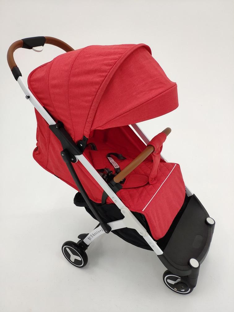 лучшая цена Детская коляска YOYA PLUS 3 2019 Красная