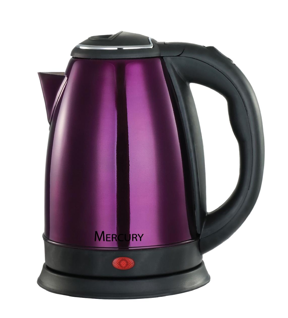Электрический чайник Mercury Haus Mercury, MC - 6621 электрический чайник mercury haus mercury mc 6621