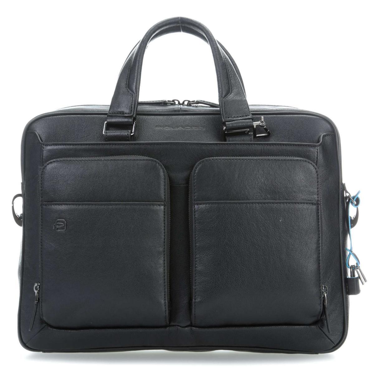 купить Сумка для ноутбука PIQUADRO CA2849B3/N, черный по цене 38000 рублей