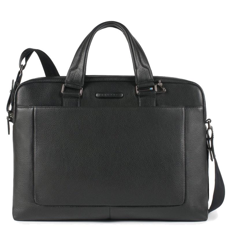 купить Сумка для ноутбука PIQUADRO CA3335MO/N, черный по цене 27750 рублей