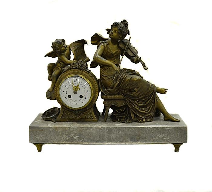 Старинные часы Антик Хобби