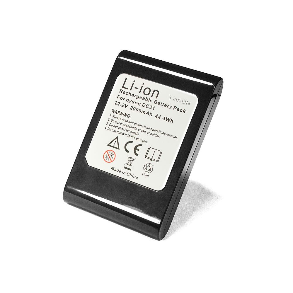 все цены на Аккумулятор для пылесоса TopON TOP-DYSDC31-20 онлайн