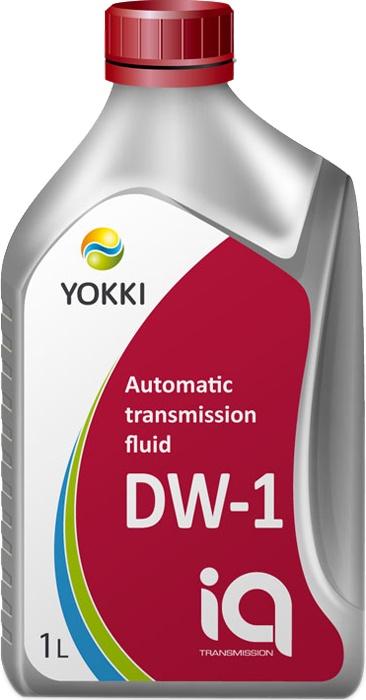 Трансмиссионное масло YOKKI YCA061001P, красный