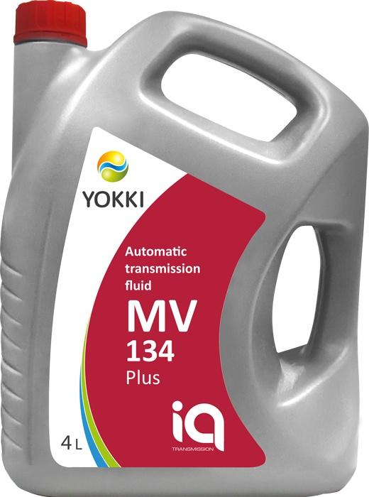 Трансмиссионное масло YOKKI YCA101004P, красный