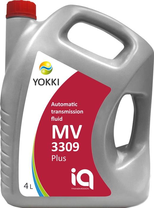 Трансмиссионное масло YOKKI YCA021004P, красный