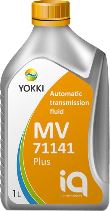 Трансмиссионное масло YOKKI YCA091001P, желтый