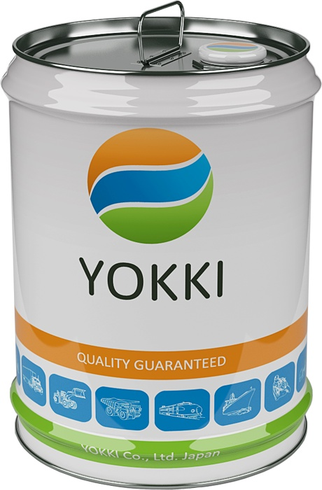 Трансмиссионное масло YOKKI YCA091020S, желтый