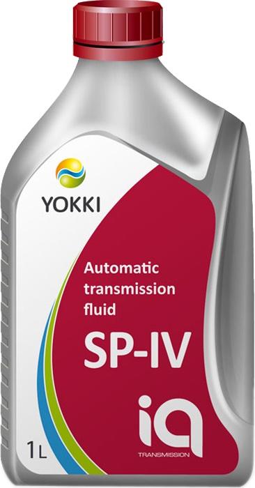 Трансмиссионное масло YOKKI YCA081001P, красный