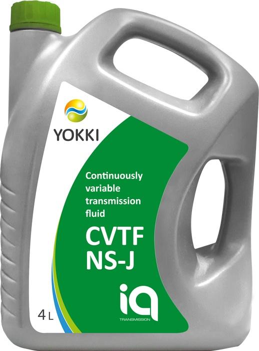Трансмиссионное масло YOKKI YCA141004P, зеленый