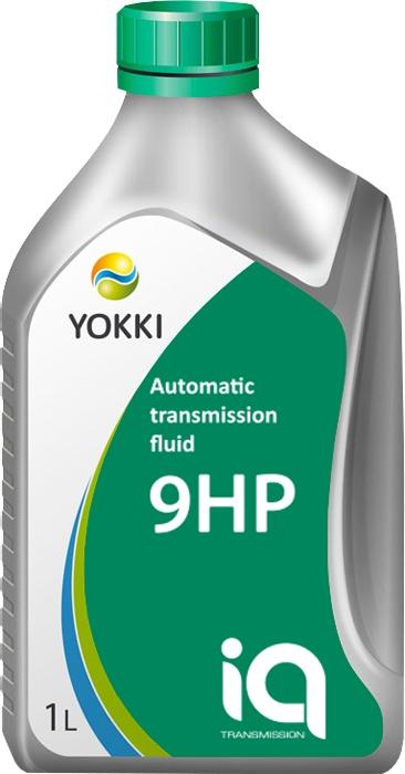 Трансмиссионное масло YOKKI YCA151001P, зеленый dsg