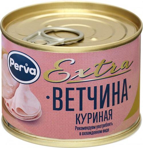 Мясные консервы Perva УД-11003 Банка с ключом, 180