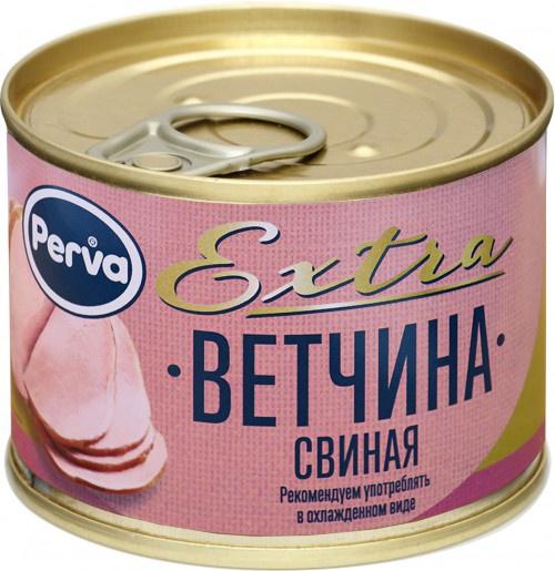 Мясные консервы Perva УД-11004 Банка с ключом, 180