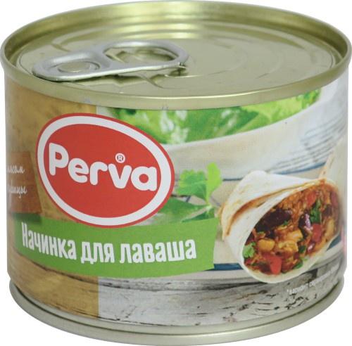 Мясные консервы Perva УД-11006 Банка с ключом, 180