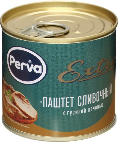 Мясные консервы Perva УД-11007 Банка с ключом, 250