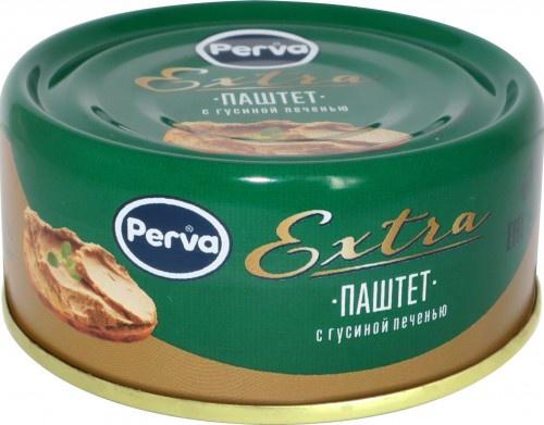 Мясные консервы Perva УД-11013 Банка с ключом, 100