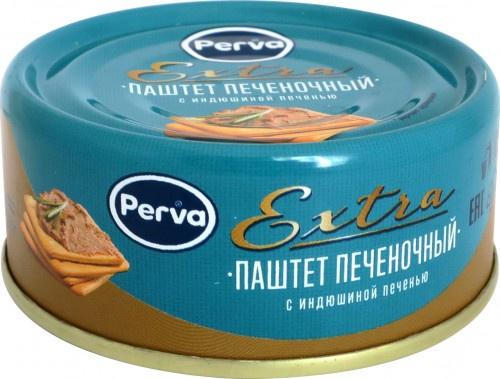 Мясные консервы Perva УД-11014 Банка с ключом, 90
