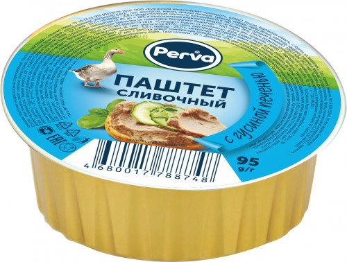 Мясные консервы Perva УД-11019 Ламистер, 95