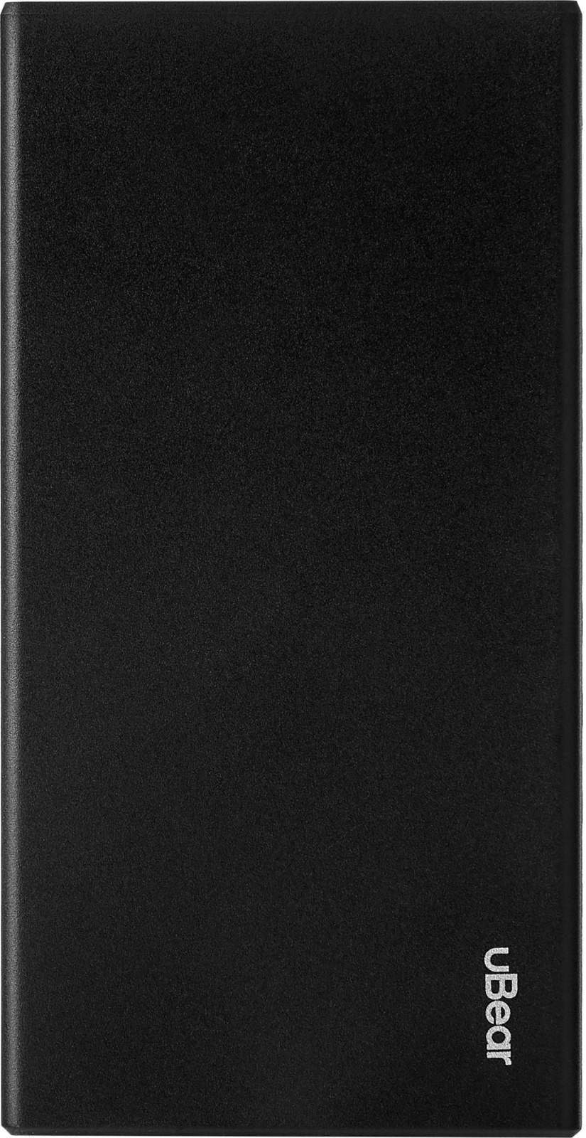 Фото - Внешний аккумулятор uBear Core Power Bank 10000 мАч, черный внешний аккумулятор power bank 10000 мач pineng pn 993pk розовый qc 3 0 type c