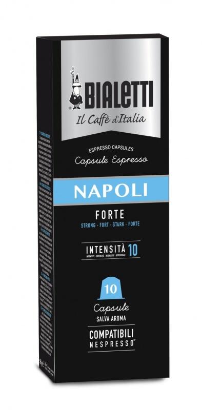 Кофе в капсулах Bialetti NAPOLI, 10 шт, 55 александр жиляев сверхпластичность и границы зерен в ультрамелкозернистых материалах