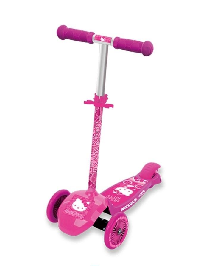 Самокат Hello Kitty детский HCA31137, розовый детский поильник hello kitty ktxg01 hellokitty