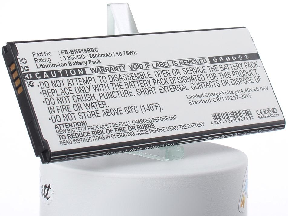 Аккумулятор для телефона iBatt iB-Samsung-SM-N9100-M1130 цены