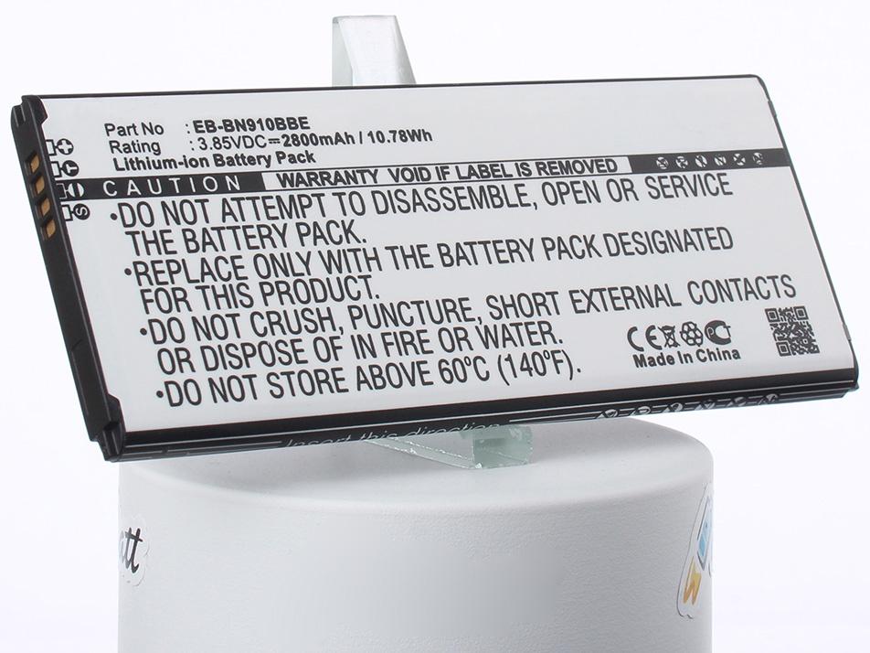 Аккумулятор для телефона iBatt iB-Samsung-Galaxy-Note-4-M1141 все цены