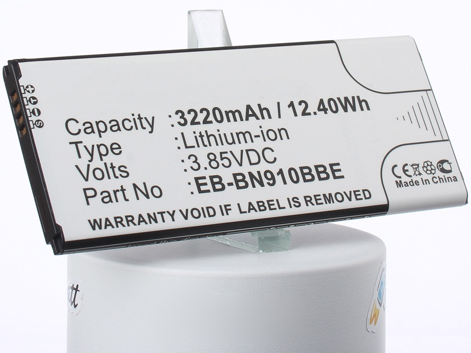 Аккумулятор для телефона iBatt iB-Samsung-Galaxy-Note-4-M1142 все цены