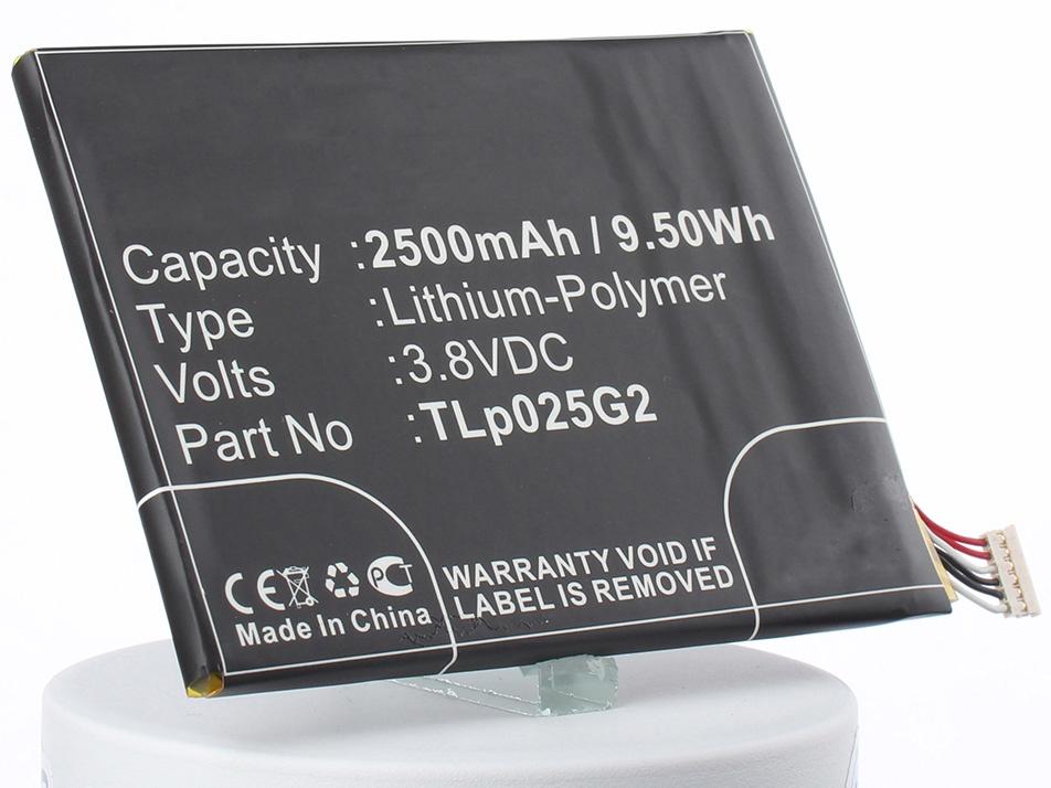 Аккумулятор для телефона iBatt iB-TLp025G2-M1214