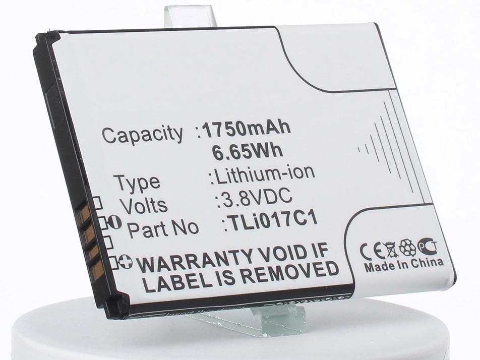 Аккумулятор для телефона iBatt iB-Alcatel-One-Touch-Streak-M1223