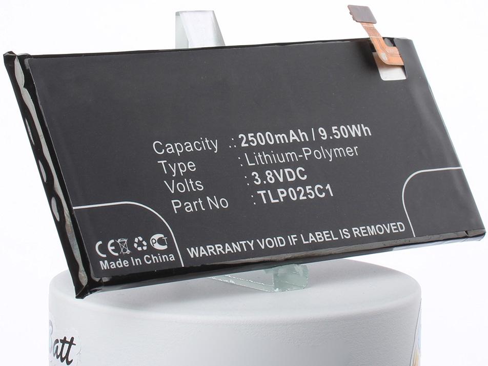 Аккумулятор для телефона iBatt iB-TLP025C2-M1227 iBatt