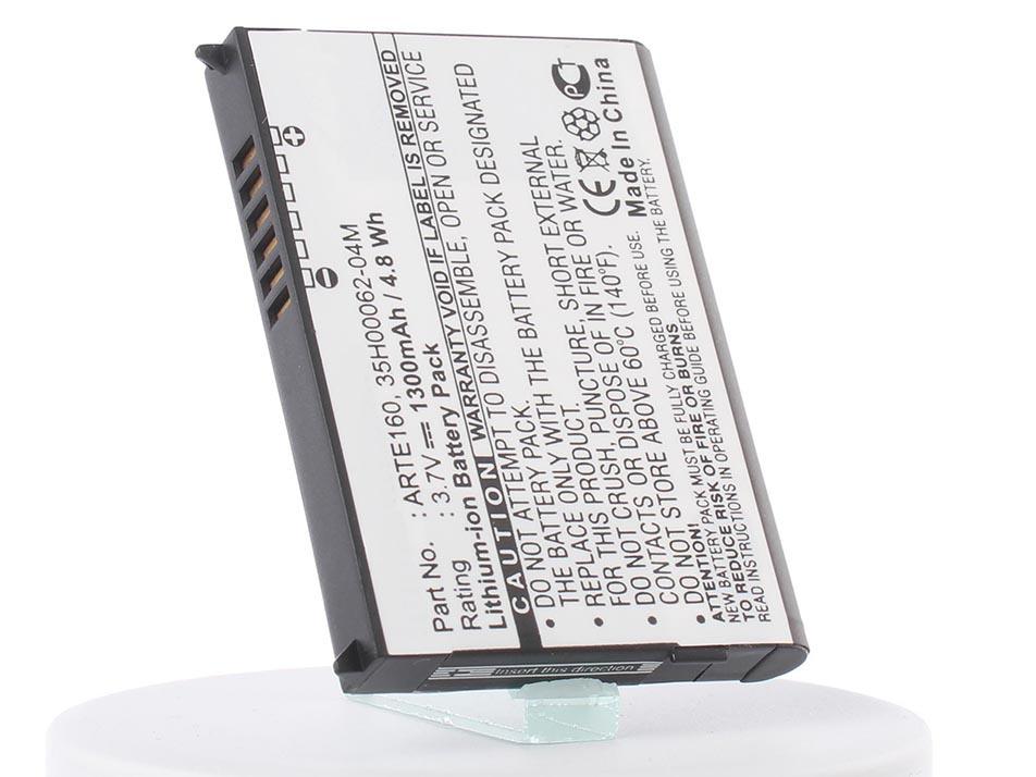 Аккумуляторная батарея iBatt iB-HTC-P3300-Artemis-M125 1300mAh.