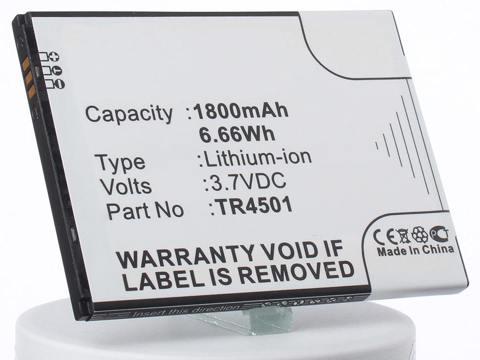 купить Аккумулятор для телефона iBatt iB-Archos-50-Titanium-4G-M1293 онлайн