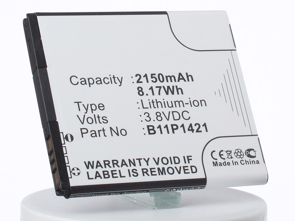Аккумулятор для телефона iBatt iB-Asus-ZC451CG-M1306