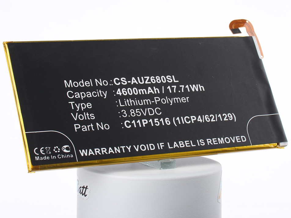 Аккумулятор для телефона iBatt iB-Asus-ZenFone-3-Ultra-M1314 аккумулятор для телефона ibatt c11p1516 для asus zenfone 3 ultra zu680kl zenfone 3 ultra dual sim
