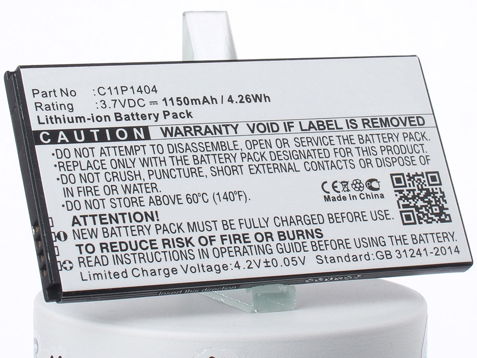 Аккумулятор для телефона iBatt iB-Asus-ZenFone-4-A400CG-M1323 roar aw чехол для asus zenfone 4 a400cg white