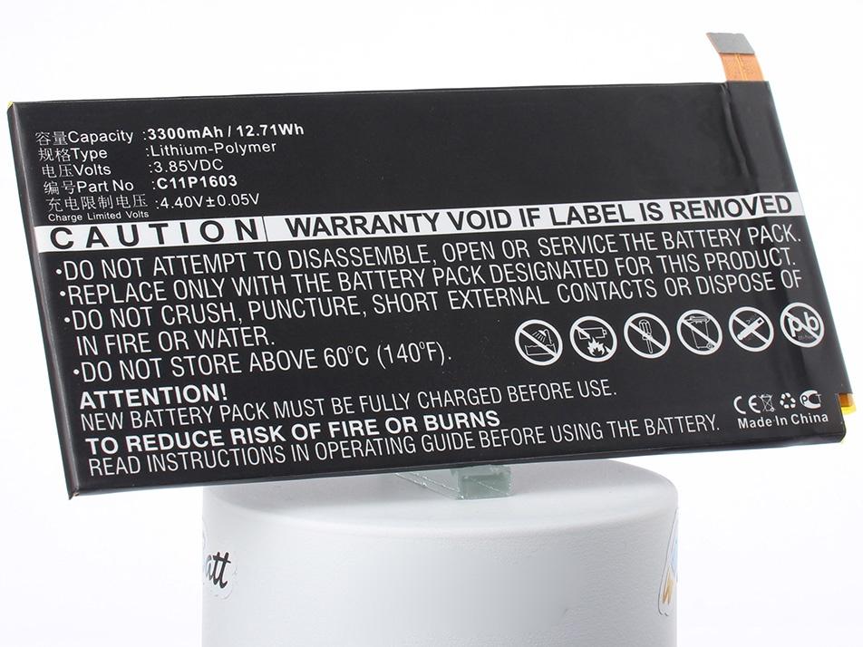Аккумулятор для телефона iBatt iB-Asus-ZS550KL-M1327 аккумулятор для телефона ibatt c11p1516 для asus zenfone 3 ultra zu680kl zenfone 3 ultra dual sim