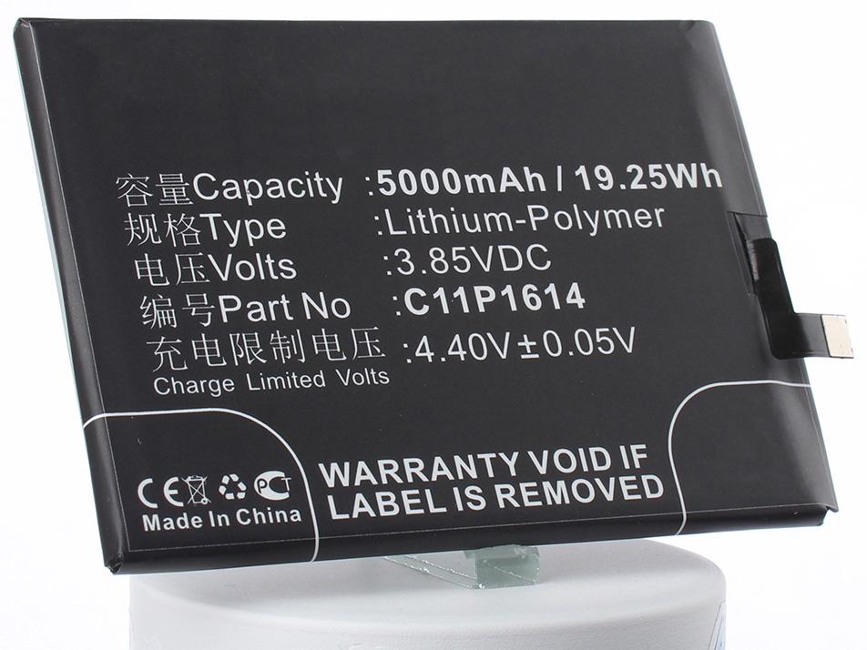 Аккумулятор для телефона iBatt iB-Asus-ZC521TL-M1329 аккумулятор для телефона ibatt ib c11p1614 m1329