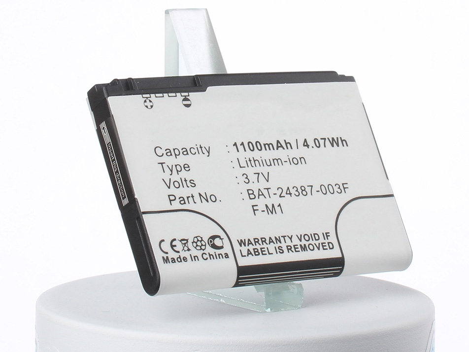 Аккумуляторная батарея iBatt iB-30130001RM-M1431 1100mAh. аккумулятор для телефона ibatt ib 9670 m1431