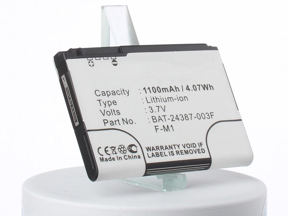 Аккумулятор для телефона iBatt iB-9670-M1431 аккумулятор для телефона ibatt ib 466380plv m3012