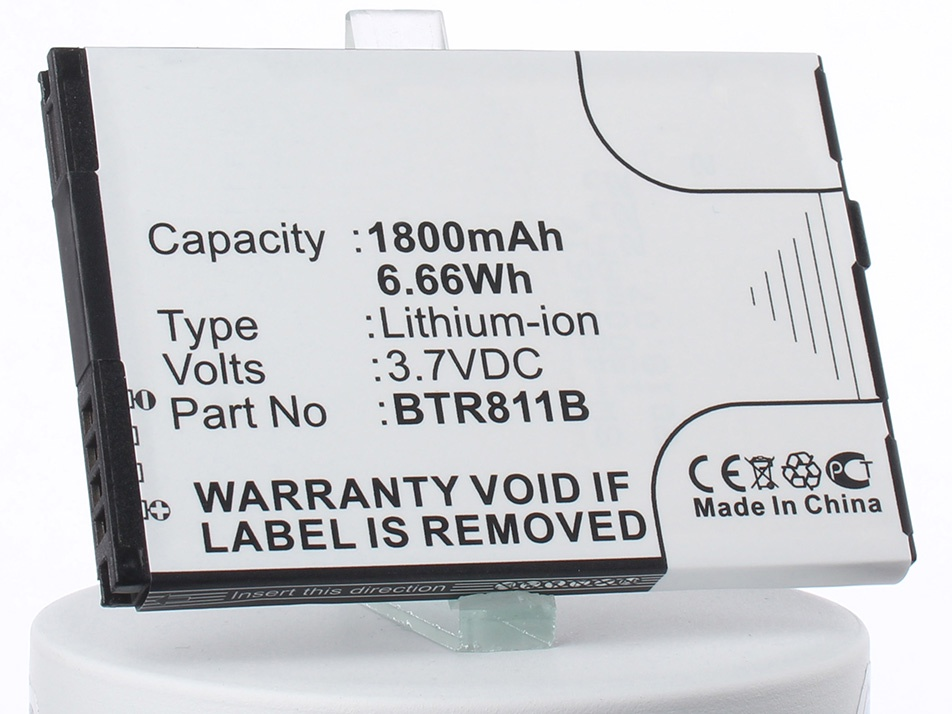 Аккумулятор для телефона iBatt iB-Casio-C811-M1585 аккумулятор для телефона ibatt ib btr811b m1585