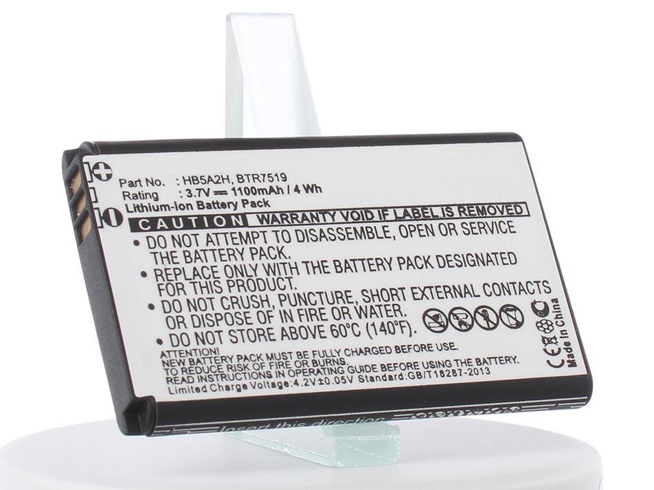 Аккумулятор для телефона iBatt iB-OM5B-M174 аккумулятор для телефона ibatt ib blackberry 9530 storm m228